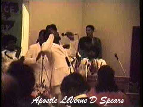 Apostle LeVerne D Spears
