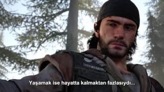 Days Gone - E3 2016 Türkçe Altyazılı Fragmanı / PS4
