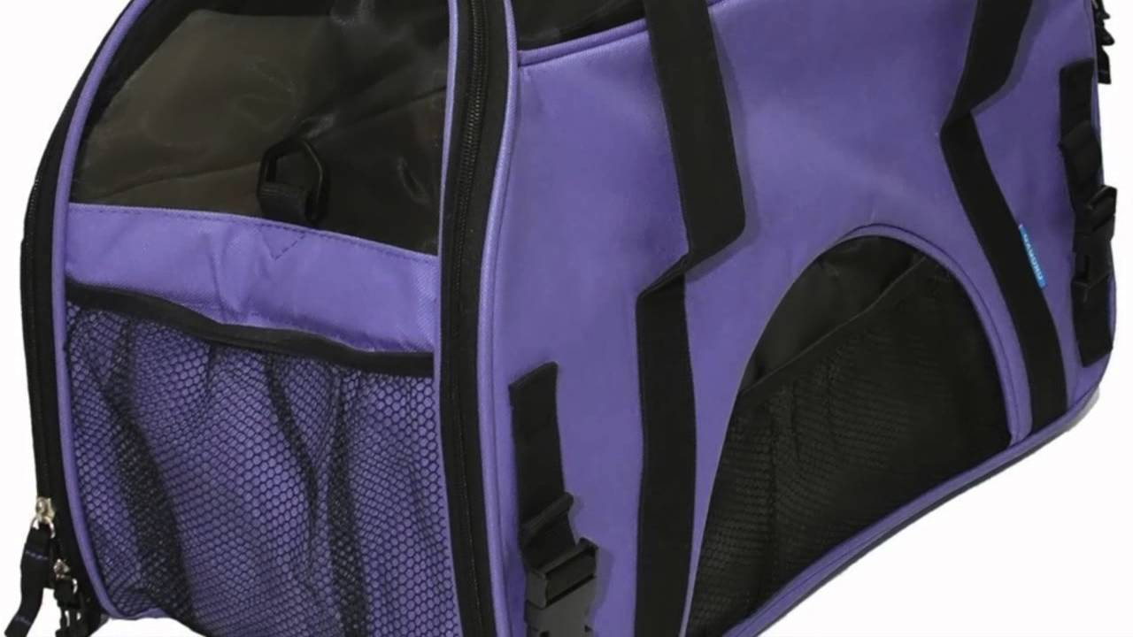 Oxgord Pet Carrier Soft Sided Review Youtube