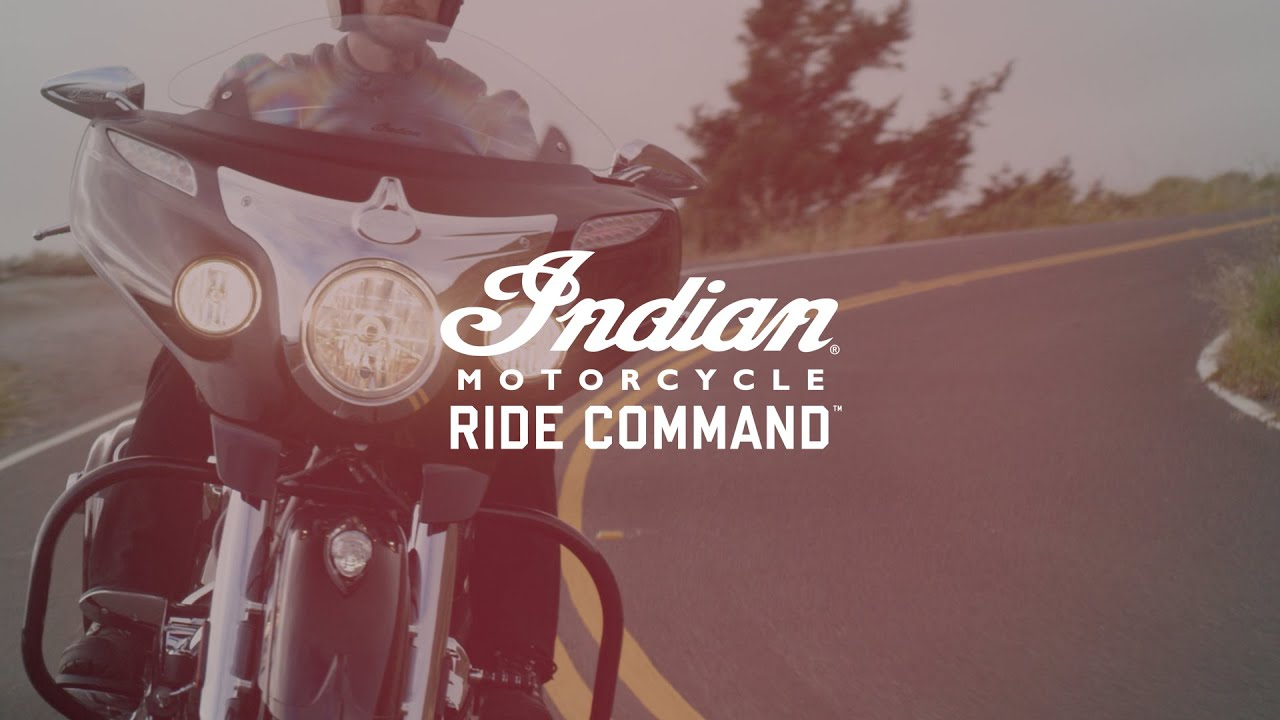 2017-2019 Indian Motorcycle Ride Command vs. Harley Davidson Boom! Box - Indian Motorcycle