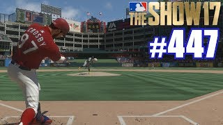 I'LL BE IN TEXAS TOMORROW! | MLB The Show 17 | Road to the Show #447