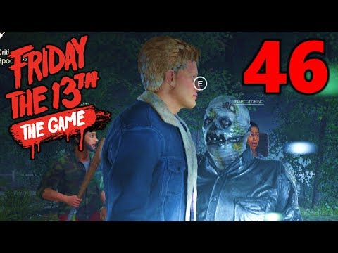 [46] Quest For The Legit Jason Kill!!! (Let's Play Friday The 13th The Game)