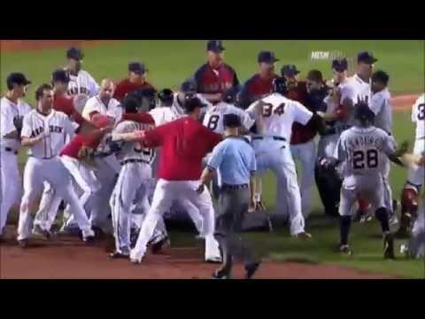 Greatest MLB Brawls
