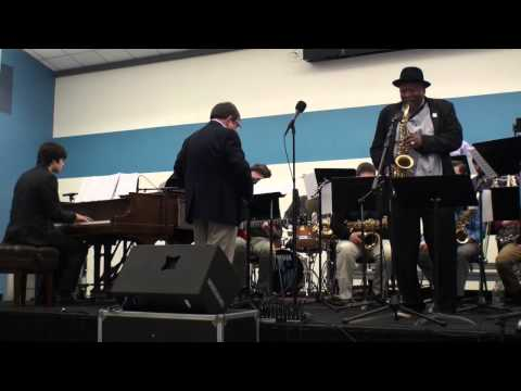 In Case You Missed It - Bobby Watson, Terell Stafford and the University of New Hampshire Jazz Band
