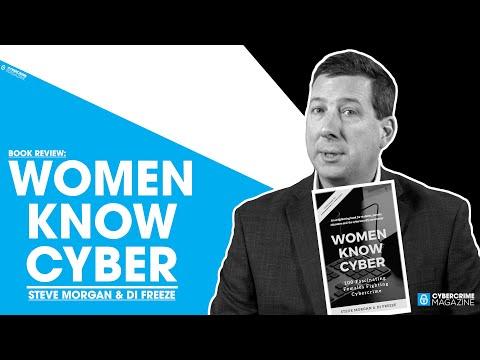 Book Review: Women Know Cyber - Steve Morgan & Di Freeze