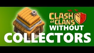 Clash without Collectors 1.2 MILLION IN A LOOT CART?! - Episode 42 Clash of Clans Without Collectors