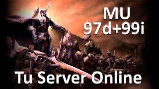 MuOnline - Crear Mu 97d+99i - TSONetworks.com