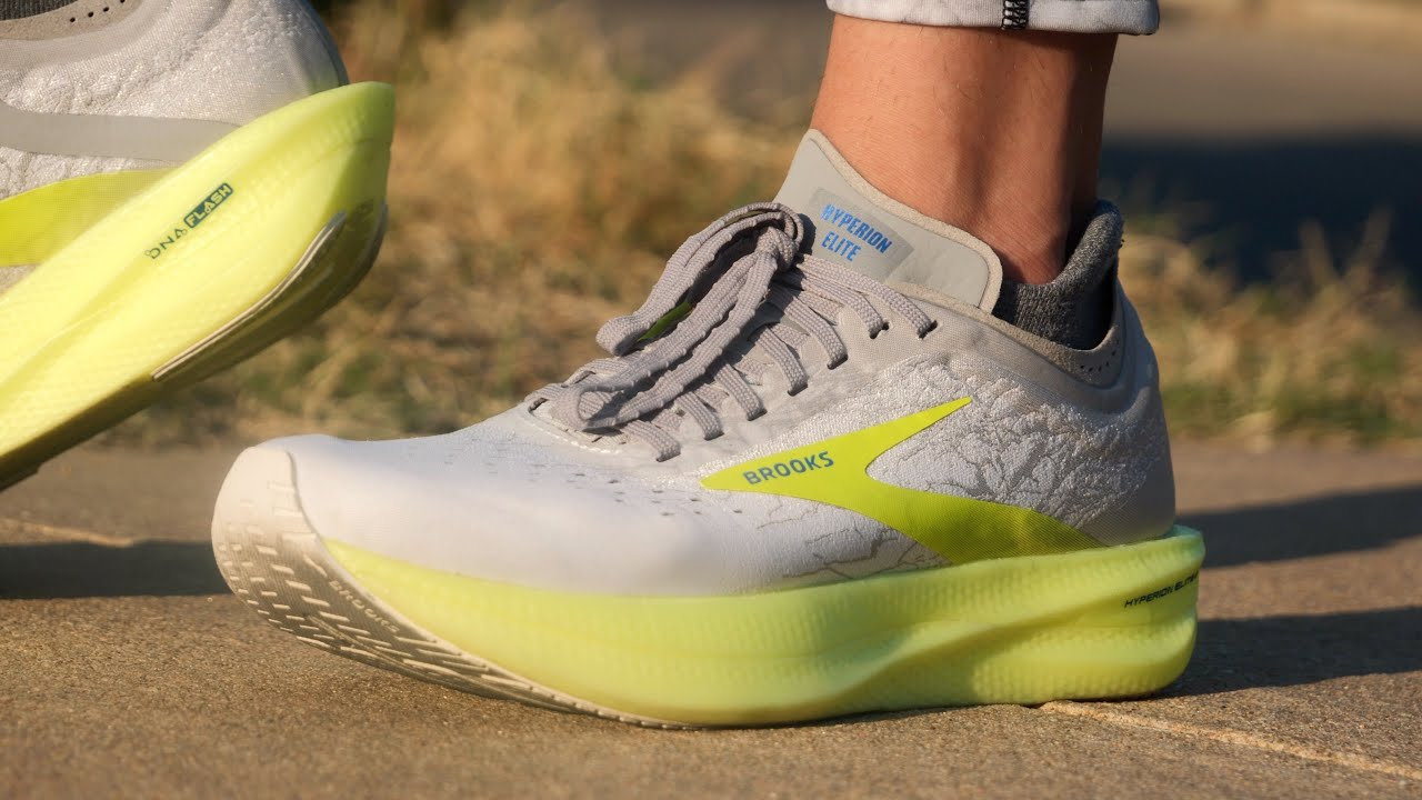BROOKS HYPERION ELITE 2 REVIEW   THE