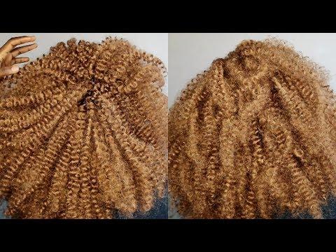 DO CROCHET BRAIDS WITH CHEAP BLONDE HAIR