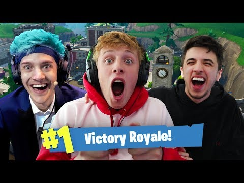 1 FORTNITE WIN = DUOS VS NINJA