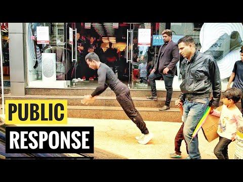 When FITNESS FREAKS Go Wild in Public ( Bangalore) - Gymnastics | Bboying | Calisthenics |