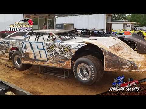 #46 Bryson Mitchell - 602 - 7-14-18 North Alabama Speedway - In Car Camera