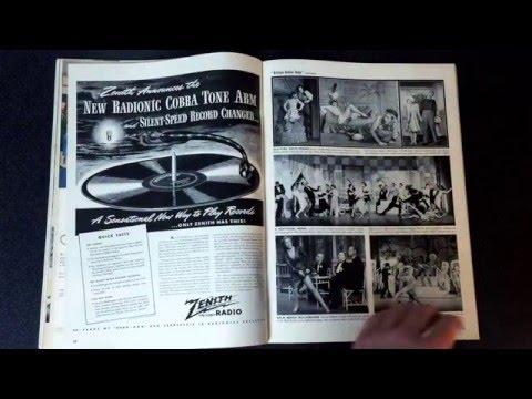 Life magazine - January 21, 1946 - Video Tour