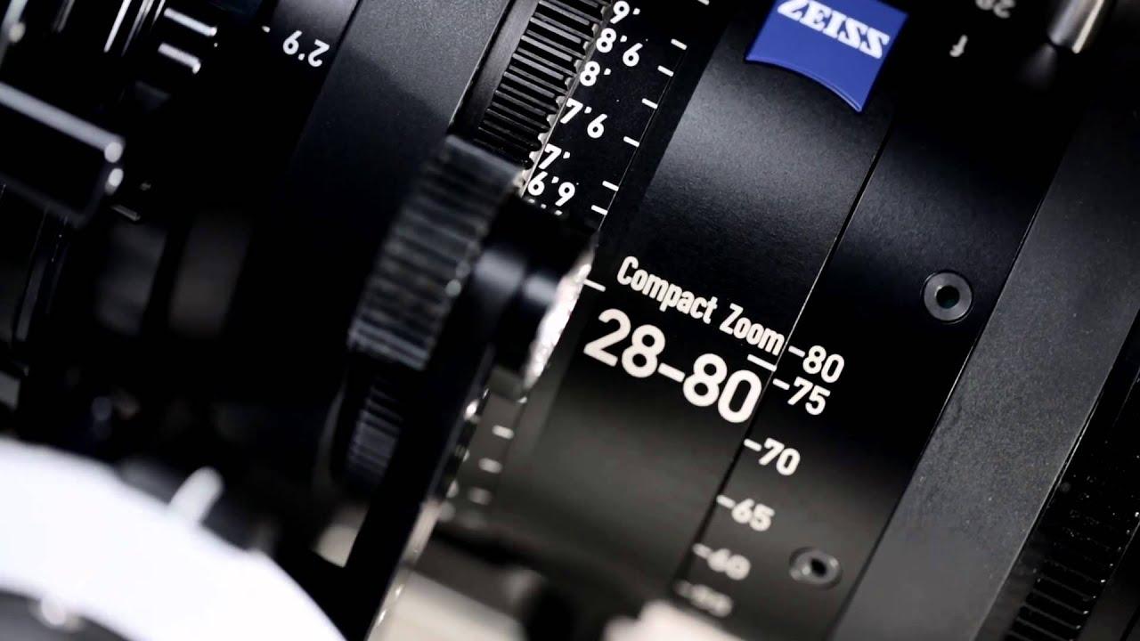 Carl Zeiss Lenses - Compact Zoom CZ 2 cine lenses