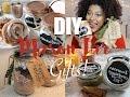 DIY Mason Jar Holiday Gifts!