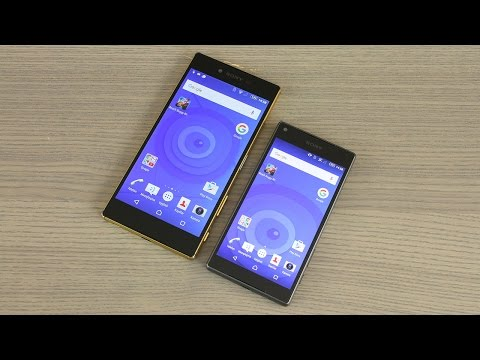 Sony Xperia Z5 Premium ve Z5 Compact incelemesi
