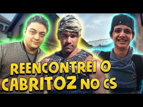 REENCONTREI O CABRITOZ NO CS ft SKIPNHO