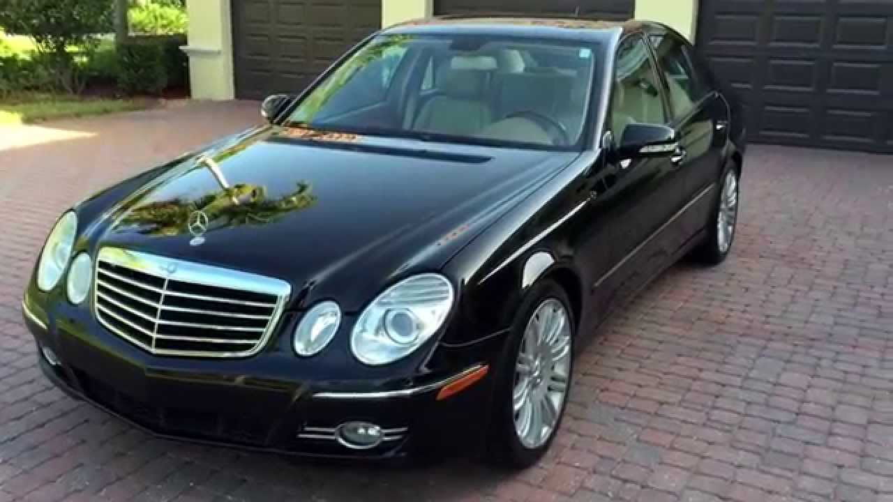 Sold 2008 mercedes benz e350 sport for sale by autohaus for Mercedes benz e 350 2008
