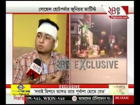 Kolkata: Tollywood actor and Junior Artist Suhail attacked by goons