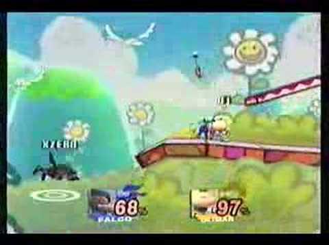 XZERO (Falco) vs Dj (Olimar) R1