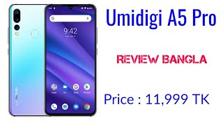 Umidigi A5 Pro Bangla Review | Full Specification | By BDTechSay |