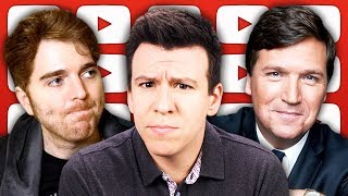 Shane Dawson Eyes Defy, Tucker Carlson Harassment, Jim Acosta Slander, & Thousand Oaks