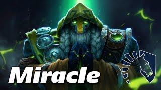 Miracle Earth Spirit   Dota 2 Pro Gameplay