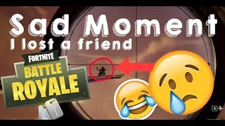 Fortnite Evil Morty meme ..... SAD MOMENT in Fortnite (Fortnite Meme)