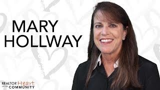 2018 Heart of the Community Recipient: Mary Hollway
