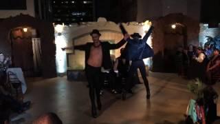 Gay Horror Story Wedding Dance Off