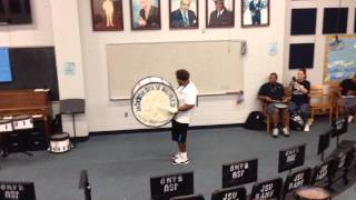 Bass Drum Battle - The Master