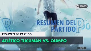 Video Gol Pertandingan Atletico Tucuman vs Olimpo
