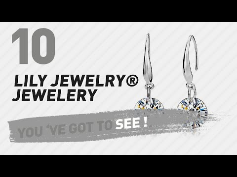 Lily Jewelry® Jewelery Collection For Women // UK New & Popular 2017