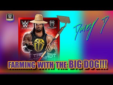 WWE Champions- Ying Yang Token Farming- Davey D