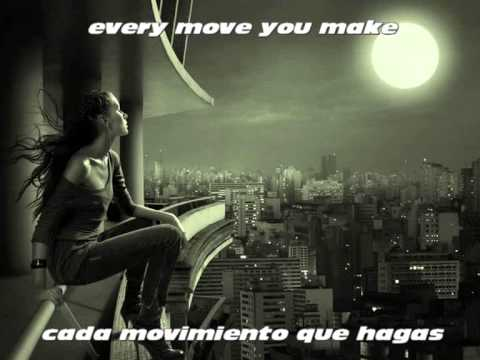 The Police ~~ Every Breath You Take ~~ Contiene Subtítulos en Inglés y Español