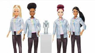 Барби стала инженером