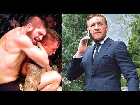 видео: РЕАКЦИЯ КОНОРА И БОЙЦОВ UFC НА БОЙ ХАБИБ ПОРЬЕ
