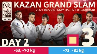 Day 2 - Tatami 3: Kazan Grand Slam 2021