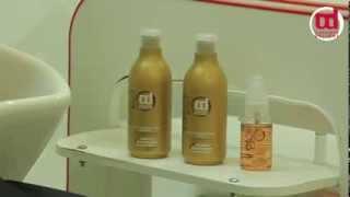 Спа процедуры для волос с аргановым маслом Constant Delight