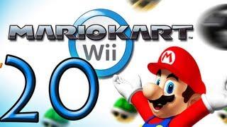 Mario Kart Wii - Let's Play Mario Kart Wii Online Part 20: Bin bedient