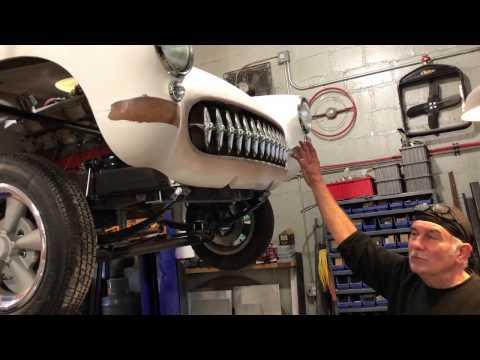 McLean's '57 Corvette Gasser Project (4. Ready for Paint)