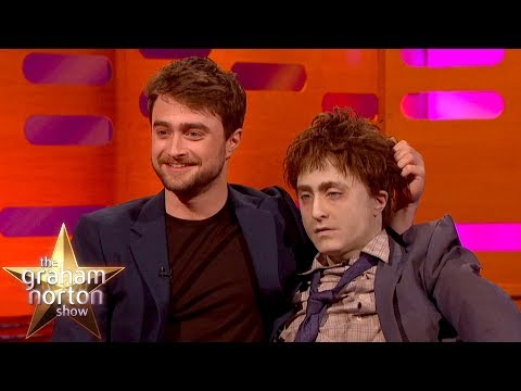 Daniel Radcliffe's Terrifying Dead Body Stunt Double | The Graham Norton Show