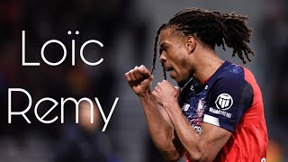 Loïc Rémy • All Goals • 2019-20 • Losc Lille