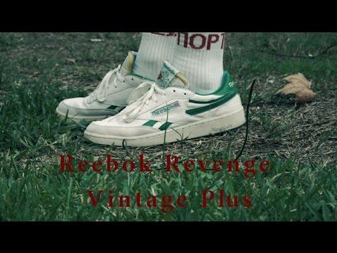 revenge plus vintage green