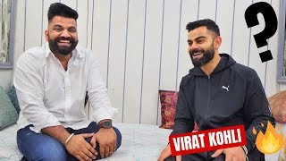 Gambar cover Casual Talks with Virat Kohli | Ft. iQOO | Performance Overloaded🔥🔥🔥