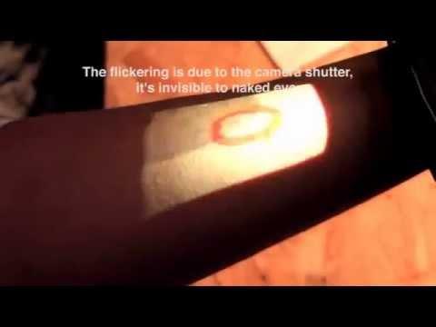 Первый работающий прототип умного браслета смартфона CICRET