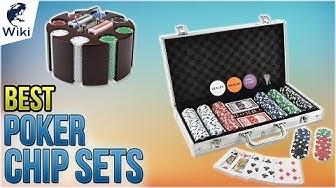 7 Best Poker Chip Sets 2018