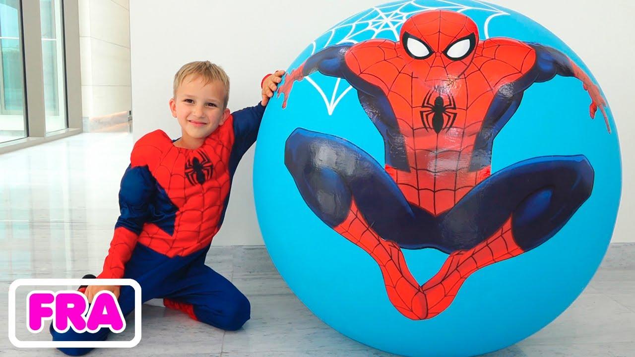 Download Vlad et Niki   histoires drôles de jouets avec des costumes pour enfants