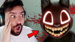 O GATO DO MAL VOLTOU MAIS TERRÍVEL AINDA! - INCRÍVEL! - Cartoon Cat (JOGO DE TERROR)