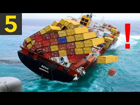 Top 5 Shipping Fails